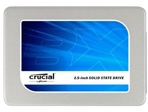 Crucial BX200 SATAIII Solid State Drive 480GB